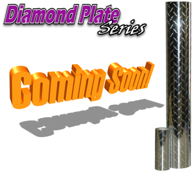 Diamond Plate 4x4 decals