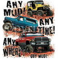 Any Mud Any Time Any Where