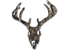 Camocals Skull Rack