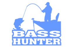 Bass Hunter decal