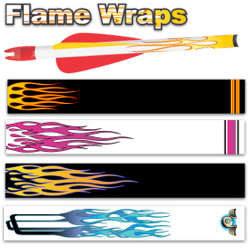 Arrow wraps Flames