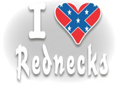 I Love Rednecks