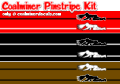 Coalminer Pinstripe Kit
