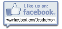 like decalnetwork on facebook