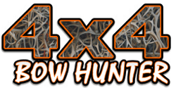 4x4 bow hunter antler camo