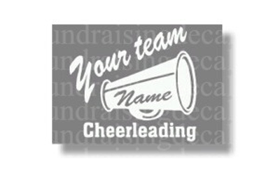 Personalized Cheer Team